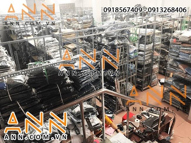 Ann.com.vn là địa điểm cung cấp quần áo giá sỉ rẻ nhất tphcm