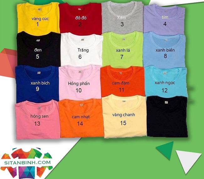 Sitanbinh.com là Top 10 địa diểm chuyên sỉ áo thun rẻ nhất TPHCM