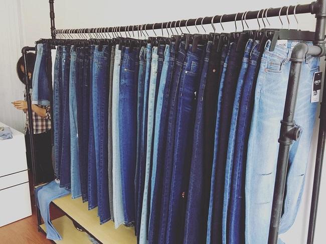 Xưởng xuongquanao.vn là Top 10 địa diểm chuyên sỉ quần Jean rẻ nhất TPHCM