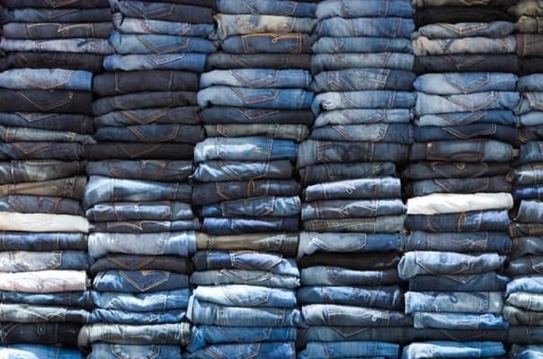 Top 10 địa diểm chuyên sỉ quần Jean rẻ nhất TPHCM