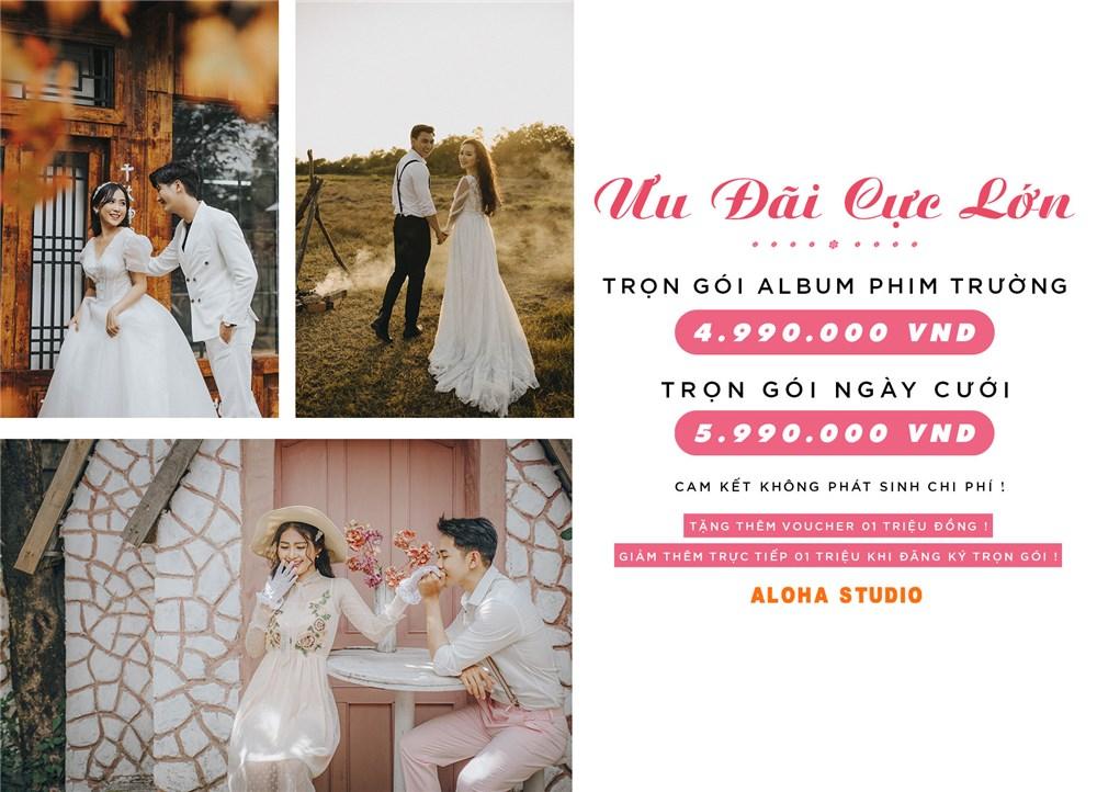 Áo cưới AlohaStudio