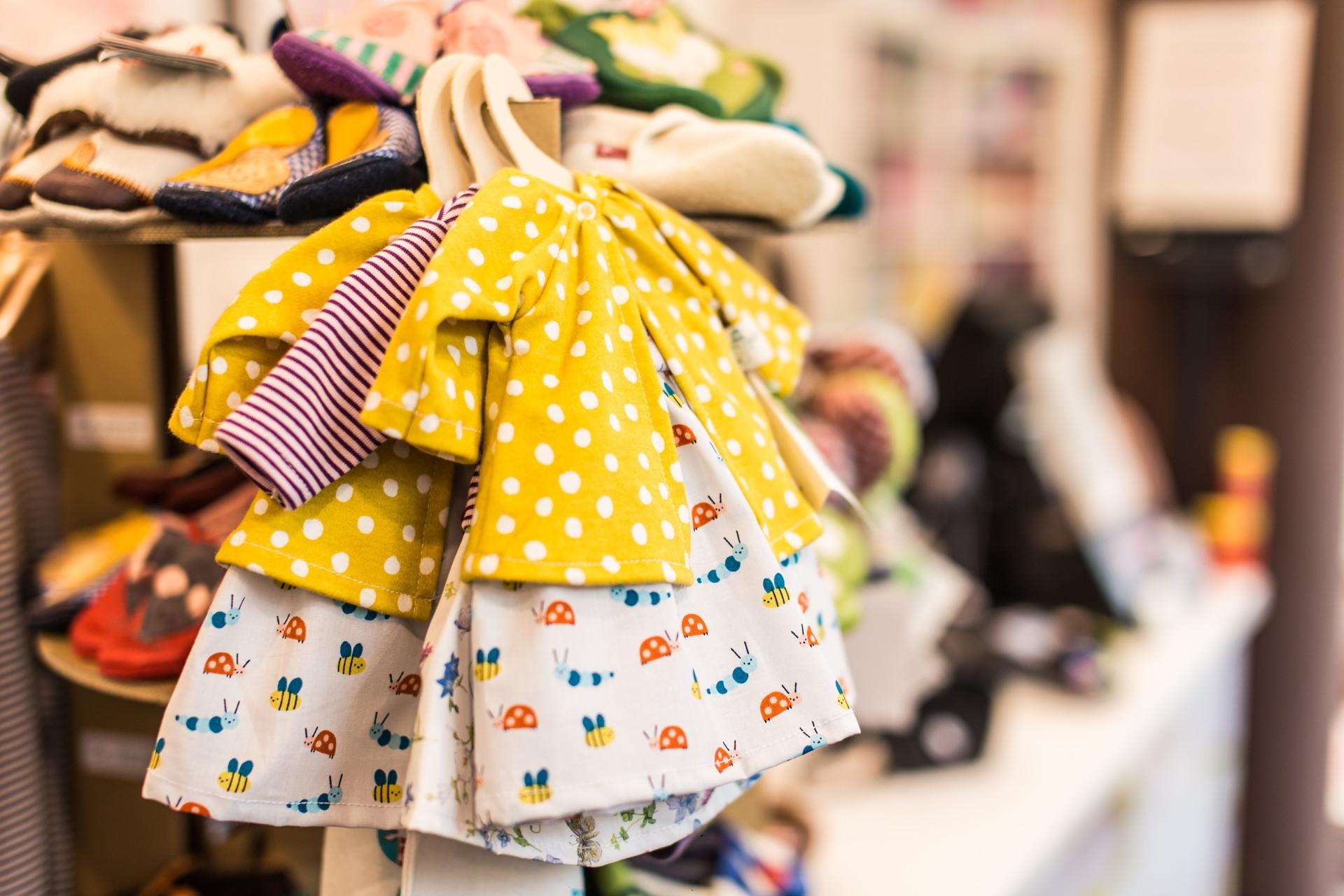 Xưởng may quần áo trẻ em Phương My