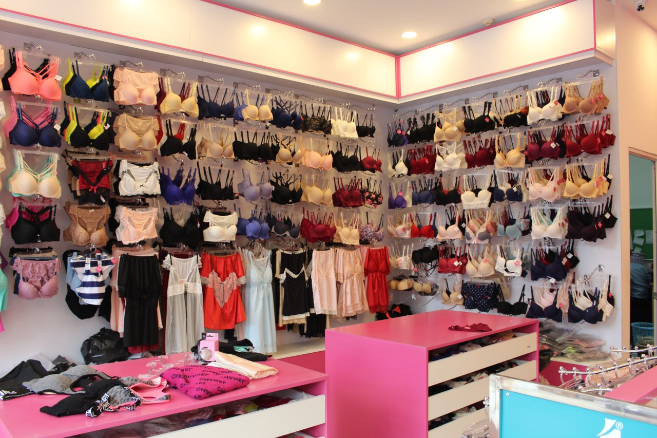 Xưởng đồ lót nữ giá rẻ Giti