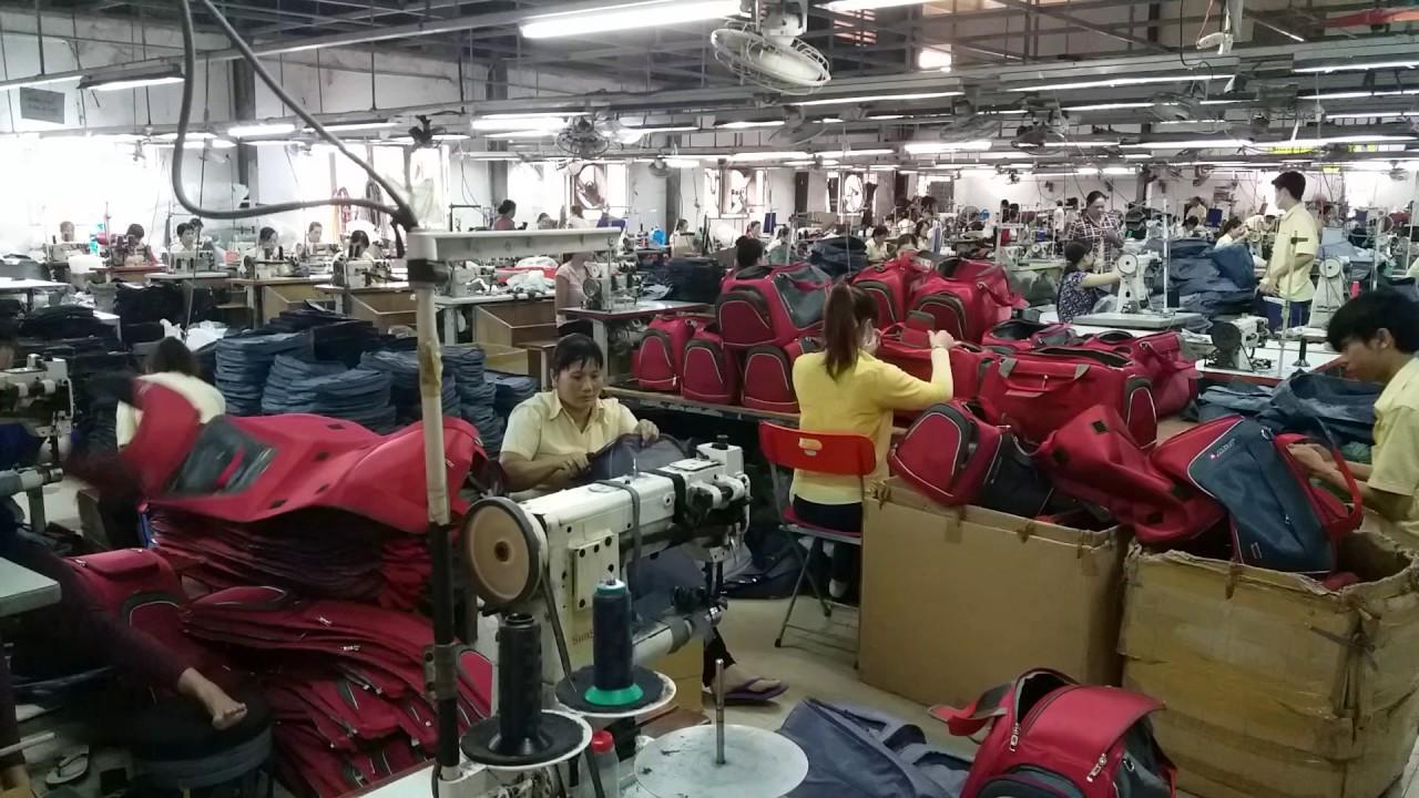 Xưởng Balo túi xách