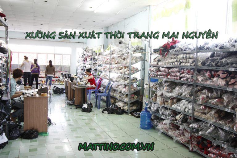 Xưởng giày Mattino