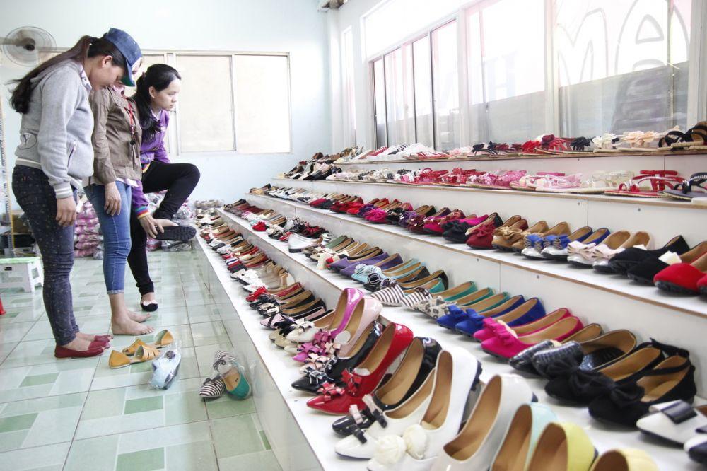 Xưởng giày Thái Nga (Xưởng giày Juppar)