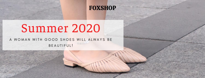 Giày nữ Fox