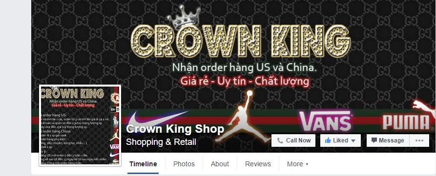 Crown Kinh Shop