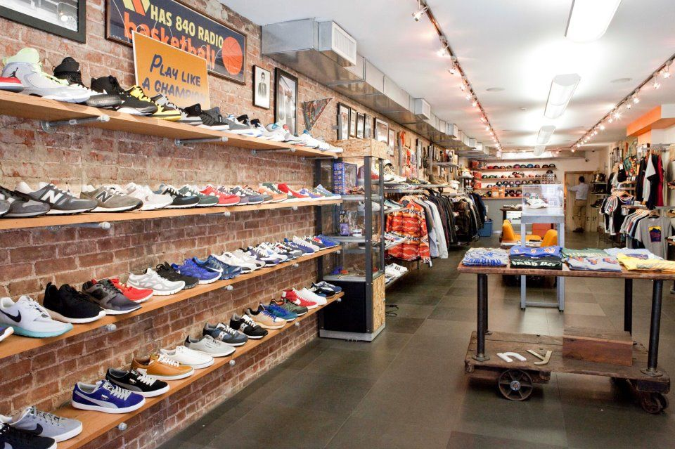 Online Sneaker Store