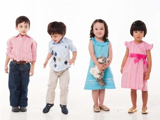 nguồn hàng sỉ quần áo trẻ em