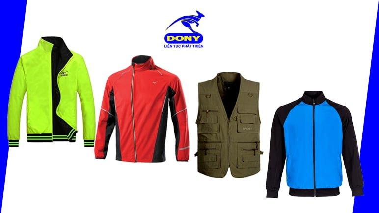 Xưởng may áo khoác Dony