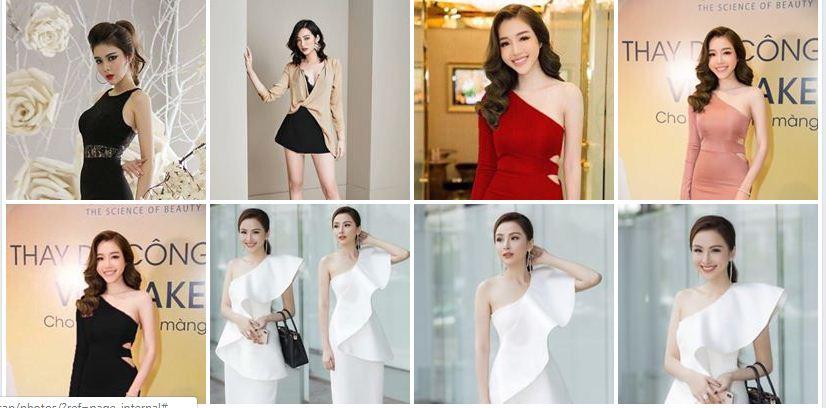 Xưởng sỉ đầm váy Trang Phạm